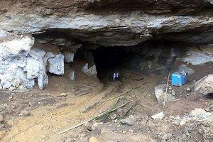 Vụ sập mỏ vàng ở Hòa Bình: Bắt chủ mỏ, chưa tìm thấy 2 phu vàng