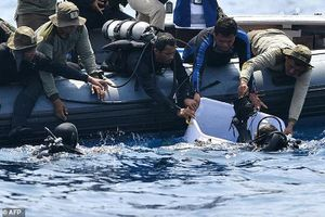 Rơi máy bay Lion Air: Indonesia hé lộ thông tin quan trọng từ hộp đen