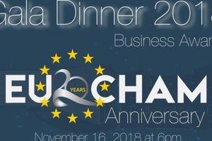 EuroCham kỷ niệm 20 năm tại Việt Nam