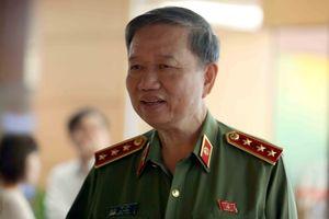 Lực lượng công an sẽ có tối đa 201 tướng, tối đa 6 thượng tướng là thứ trưởng