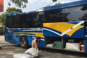 Thanh Hóa: Bắt xe vận chuyển thực phẩm không rõ nguồn gốc