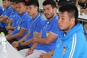 Liên đoàn Bóng đá Lào treo thưởng lớn cho đội bóng nếu đánh bại đội tuyển Việt Nam