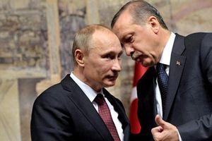 Nga - Thổ hợp lực 'đánh bật' vòng vây trừng phạt của Mỹ vào Iran