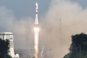 Châu Âu phóng vệ tinh tại trung tâm vũ trụ Guiana