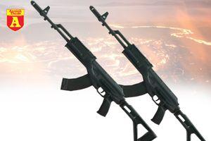 Súng tiểu liên do Việt Nam cải tiến tiệm cận tính năng với dòng AK thế hệ mới của Nga