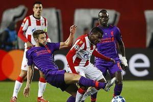 Liverpool thua sốc, Napoli và PSG tiếp tục cầm chân nhau