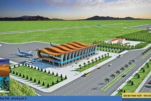Điều chỉnh nghiên cứu khả thi sân bay Phan Thiết