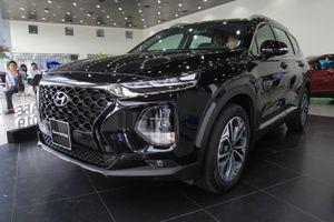 Người dùng phản ứng cắt xén SantaFe 2019, Hyundai Thành Công nói gì?