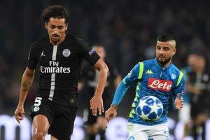Liverpool bất ngờ thua, Napoli và PSG tiếp tục bất phân thắng bại