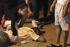 Tài xế taxi bị bắn trọng thương, chèn qua người sau va chạm giao thông: 'Vẫn lúc tỉnh lúc mê'