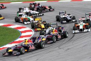 Hà Nội ký hợp đồng tổ chức chặng đua F1 trong 10 năm