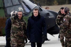 Pháp muốn lập đội quân châu Âu thoát Mỹ