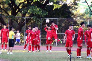 Đội tuyển Việt Nam: Mục tiêu giành 3 điểm trận đầu