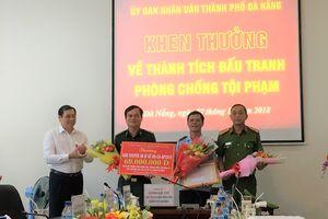 Đà Nẵng khen thưởng các đơn vị bắt giữ gần 10 tấn ngà voi, vảy tê tê