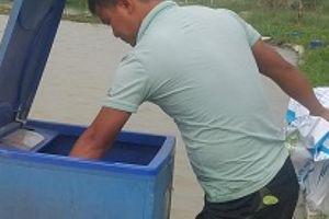 Ninh Bình: 8X bỏ việc ngân hàng về quê nuôi cá, kiếm 500 triệu/năm