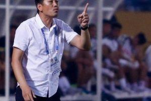 Hoàng 'bò', Đức 'cọt' đá trái sở trường ở AFF Cup 2018, HLV SLNA nói gì?