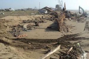 30 triệu người Việt sẽ mất nhà, đất canh tác khi nước biển dâng 1m