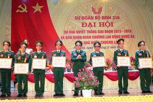 Các đơn vị tổ chức Đại hội Thi đua Quyết thắng giai đoạn 2013-2018