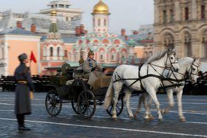 Nga tổ chức lễ duyệt binh kỷ niệm Cách mạng Tháng Mười