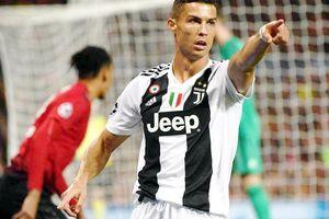 Juventus - Manchester United (lượt đi 1-0): Bàn thắng đầu tiên cho Cristiano Ronaldo...