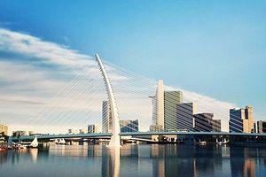 Đề xuất xây cầu Thủ Thiêm 4, cầu Thủ Thiêm 2 chậm tiến độ do chưa bàn giao mặt bằng