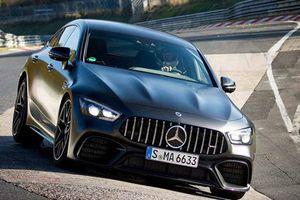 Mercedes-AMG GT 63 S - xe 4 cửa nhanh nhất thế giới