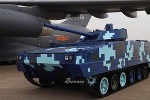 Trung Quốc giới thiệu xe bọc thép dù mạnh ngang ngửa BMD-4 của Nga