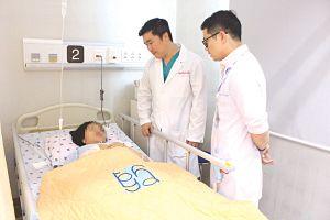 Cứu sống thai phụ bị túi phình mạch máu não nguy hiểm