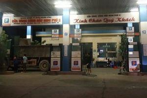 Bộ Công Thương thông báo điều chỉnh, cây xăng Nghệ An vẫn 'quên' giảm giá