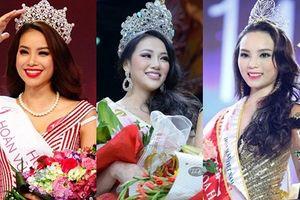 Người đẹp Việt dính thị phi sau đăng quang - câu chuyện chưa bao giờ có hồi kết