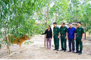 Tặng bò giống và phương tiện sinh kế cho người nghèo huyện Cần Giờ