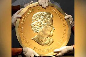 Đức: 300 cảnh sát truy tìm kẻ đào hầm ngầm lấy trộm tiền xu vàng nặng 100 kg tại bảo tàng