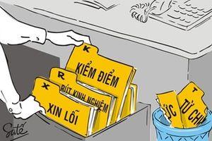 Quảng Bình: Kỷ luật hàng nghìn đảng viên vi phạm