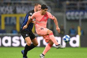 Champions League: Bị Inter Milan cầm hòa nhưng Barcelona vẫn giành quyền đi tiếp