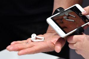 Apple đăng ký nhãn hiệu AirPods 2, gợi ý tính năng chăm sóc sức khỏe