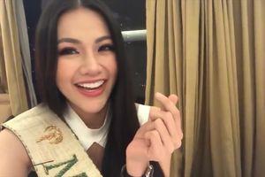 Miss Earth 2018 Nguyễn Phương Khánh nói chuyện siêu dễ thương