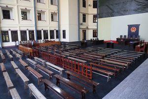 TAND tỉnh Phú Thọ đã hoàn thiện phòng xử 'đặc biệt' rộng gần 1.000m2