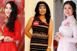 Nữ sinh đại ngàn Tây Nguyên và thành phố biển Nha Trang khoe sắc