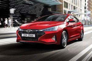 Hyundai Elantra Sport với nhiều nâng cấp đã lộ diện tại Hàn Quốc