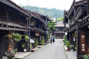 Điểm danh top 5 thị trấn đẹp nhất Nhật Bản