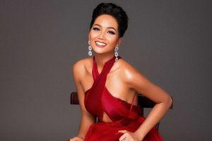 Mãn nhãn với nhan sắc của H'Hen Niê trước thềm Miss Universe