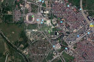 Hé lộ đường đua F1 tại Hà Nội