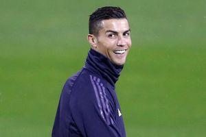 Ronaldo đầy phấn khích, hạ quyết tâm xé lưới MU
