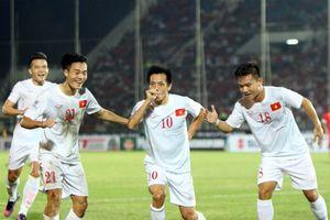 Việt Nam mặc áo trắng trận ra quân gặp Lào ở AFF Cup 2018