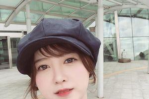 Bật mí 3 bước make-up đơn giản của cô nàng Goo Hye Sun