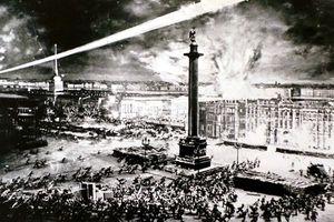 Những hình ảnh cực hiếm về Cách mạng Tháng Mười Nga