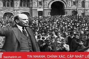 Sức sống Cánh mạng Tháng Mười Nga