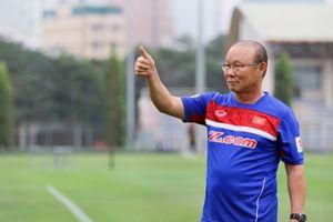 HLV Park Hang-seo: 'Chúng tôi nghiên cứu rất kỹ Lào, chuẩn bị mọi phương án để giành chiến thắng'