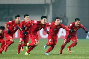 Việt Nam cùng bảng Thái Lan và Indo tại vòng loại U.23 châu Á 2020