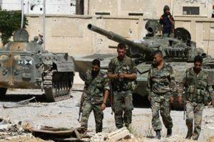 Quân đội Syria giáng đòn sấm sét vào khủng bố ở Hama